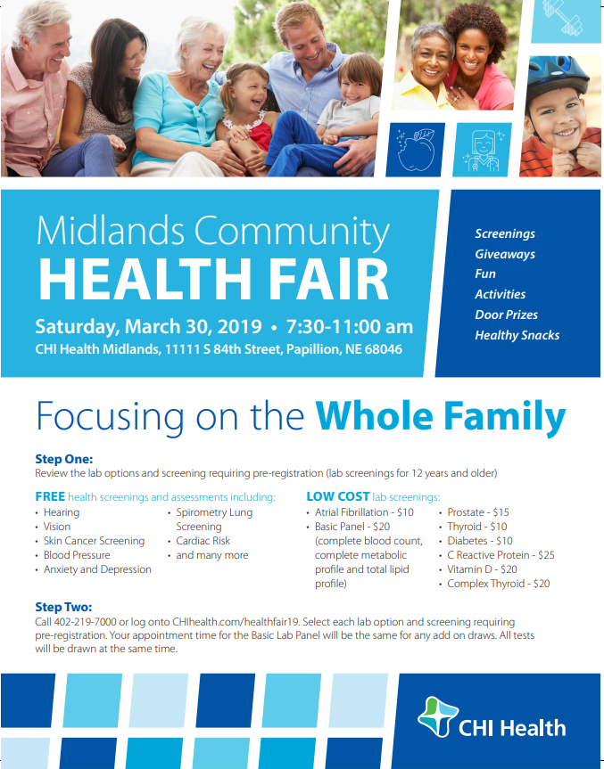 Midlands Health Fair
